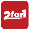 2for1 App Icon
